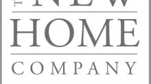 The New Home Company to Webcast Its Presentation at the UBS Global Industrials & Transportation Virtual Conference