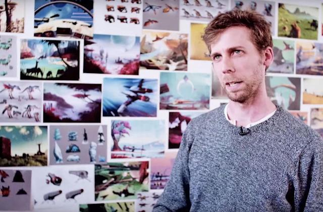 Step inside the artistic algorithms of 'No Man's Sky'
