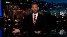Jimmy Kimmel on health care critics: 'Am I supposed to just be quiet?'