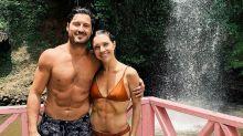 Every Photo from Newlyweds Val Chmerkovskiy and Jenna Johnson's Romantic Honeymoon in St. Lucia