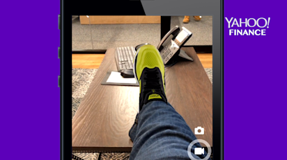 7cb00b08f This app lets you try on shoes using augmented reality [Video]