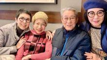 Susanna Kwan in good spirits despite ex-husband's passing