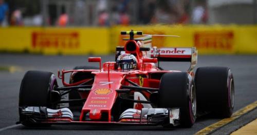 F1 - GP de Russie - Kimi Räikkönen le plus rapide pour la première séance d'essais libres