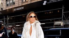Jennifer Lopez flexes her fashion muscles by wearing 10 outfits in 24 hours