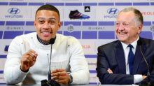 Presidente do Lyon acredita que Depay ainda será jogador do Barça