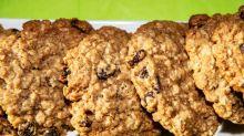 Zooies Oatmeal Raisin Cookies