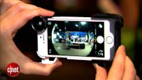 Olloclip 4-in-1 Photo Lens pumps up iPhone pics