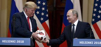 Trending: Trump, Putin, and the #TreasonSummit