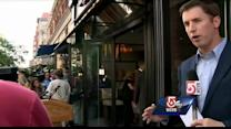 Celebration, reflection mark reopening of restaurant after bombings
