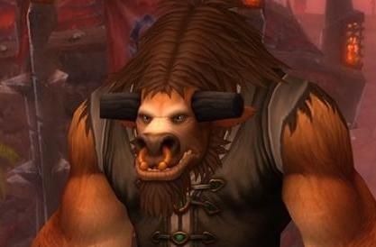 Warlords of Draenor: Adriacraft hunts down new male tauren model