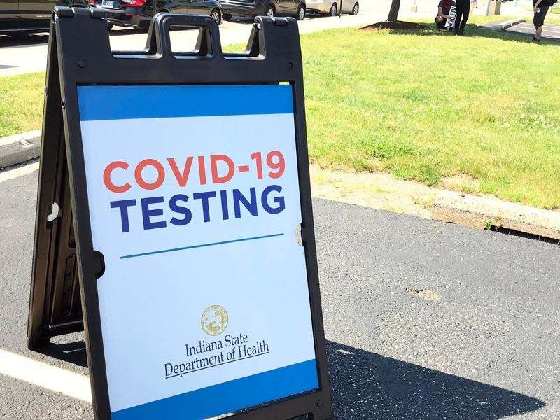 Worcester residents can get free coronavirus tests at the Lakeside Apartments on Sept. 8.