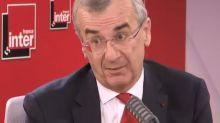 """Coronavirus : la crise économique """"est peut-être un peu moins sévère que nous le redoutions au départ"""", indique le gouverneur de la Banque de France"""
