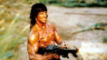 Sylvester Stallone Retires Rambo