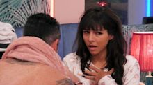 Roxanne Pallett has left the Celeb Big Brother house