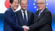 """Largest Bilateral Trade Deal Ever"" – Trade Deal Between Japan and the European Union Covers 600 Million People"