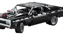 LEGO launches first 'Fast and Furious' set inspired by Dom Toretto's Dodge Charger