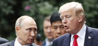 Putin thanks Trump for CIA tip on bombings