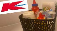 'Ridiculous': Kmart fridge hack sparks fierce sauce debate