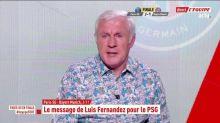 Foot - C1 - PSG : Fernandez : «J'espère que vous allez tous être des magiciens»