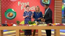 'Impatient Foodie' author Elettra Wiedemann shares hacks for easy summertime meals