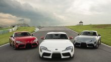 It's Back: 2020 GR Supra Ready for the Road