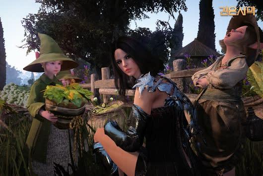 Black Desert posts new screenshots ahead of open beta