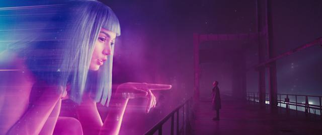'Blade Runner 2049' dives deeper on AI to transcend the original