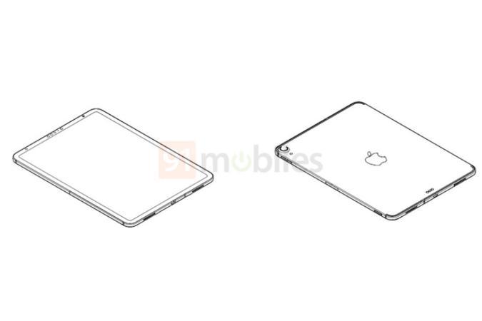 Apple iPad (2020) schematics leak