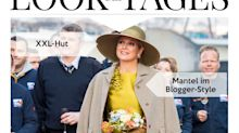 Look des Tages: Königin Máxima trägt Mantel lässig im Blogger-Style