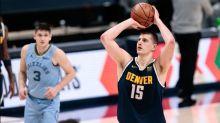 NBA roundup: Nikola Jokic-led Nuggets rally past Grizzlies in 2 OTs