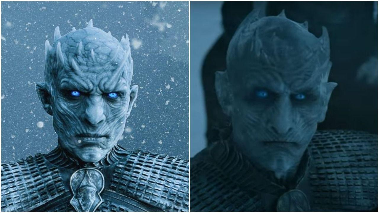 "<p>Apparently, <em>Game of Thrones </em>didn't think anyone would notice when an entirely different Night King rolled in during season 6. But hey, they also didn't think anyone would notice <a href=""https://www.cosmopolitan.com/entertainment/a27371261/game-of-thrones-starbucks-cup/"" rel=""nofollow noopener"" target=""_blank"" data-ylk=""slk:that Starbucks coffee cup"" class=""link rapid-noclick-resp"">that Starbucks coffee cup</a>. Richard Brake played the original Night King before being replaced by Vladimir Furdik, who <a href=""https://ew.com/tv/2019/03/07/night-king-game-of-thrones-interview/"" rel=""nofollow noopener"" target=""_blank"" data-ylk=""slk:had previously played the first White Walker Jon Snow killed"" class=""link rapid-noclick-resp"">had previously played the first White Walker Jon Snow killed</a>. </p>"