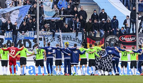 3. Liga: 2500 Euro Geldstrafe für den Chemnitzer FC