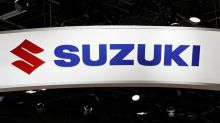 Suzuki's profit beats estimate, steps up dividend