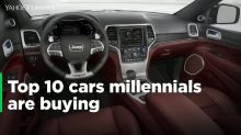 These are the 10 most popular cars for millennials
