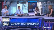 What the bank stress tests mean for financials