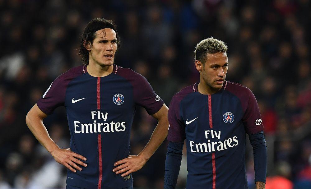 Ce n'est pas la première altercation de Neymar avec un coéquipier.