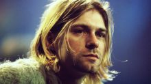 Strands of Kurt Cobain's hair sold for $14,145 at auction