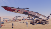 Mass Effect Andromeda review: BioWare's beloved sci-fi series awakens from cryo-sleep flawed but still enjoyable