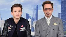Of course Tom Holland has an adorable nickname for Robert Downey Jr
