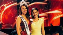 Stars and beauty queens congratulate Catriona Gray