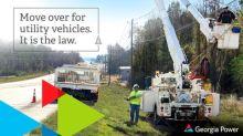 Georgia Power, Georgia DOT encourage drivers to be road work aware
