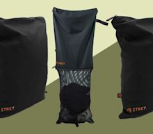 Ditch Your Plastic Bag for This Washable Laundry Bag