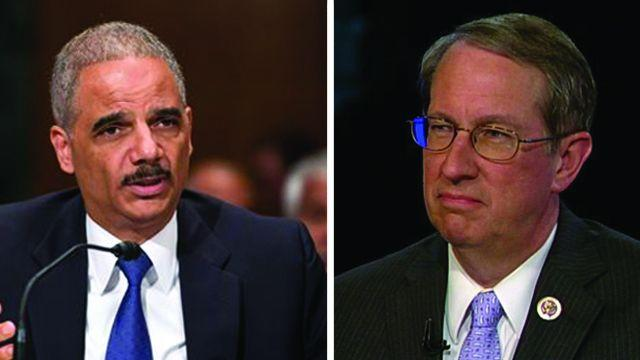 Holder's final chance to clear up surveillance testimony?