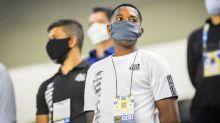 Foot - BRE - Santos - Brésil: pour Robinho, rattrapé par son passé, c'est déjà fini avec Santos
