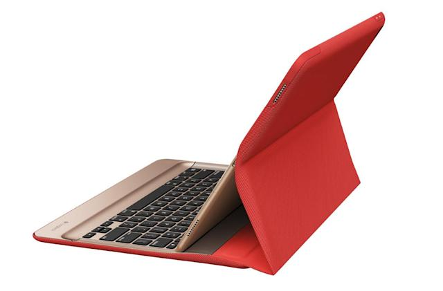 Logitech's iPad Pro keyboard case is relatively affordable