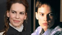 Hilary Swank says a real trans actor would have been 'a lot more right' for her Boys Don't Cry role