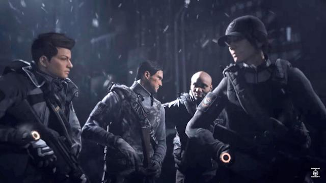 Ubisoft delays 'The Division' DLC to fix the base game