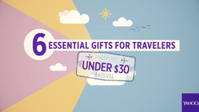 6 essential gifts for travel lovers under $30