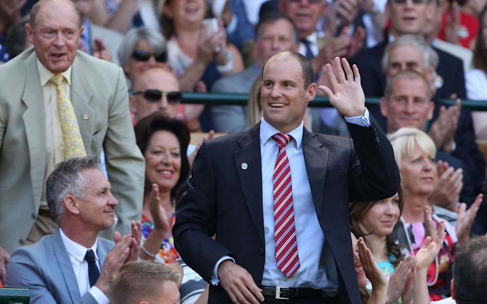 What ho! Andrew Strauss welcomes in the future - AFP