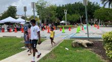 Cae popularidad del gobernador de Florida mientras repunta la covid-19